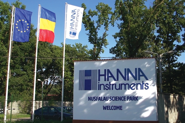 Hanna Industrial Park - Produzione verticale