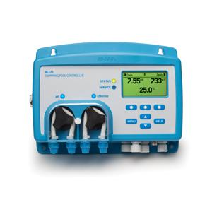 Centralina automatica per piscine pH/Redox-Cloro BL121