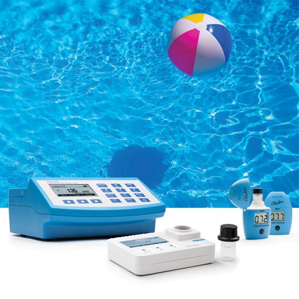 misuratore cloro piscina: valori ottimali e strumenti di misura