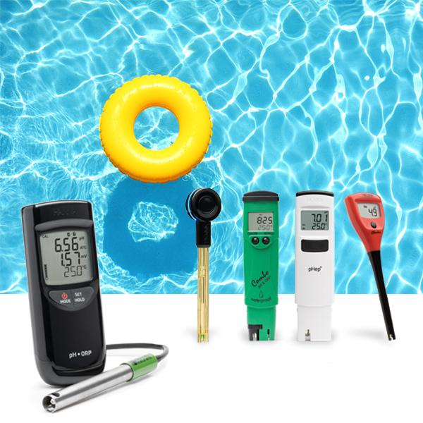 pH piscina: valori ottimali e strumenti di misura
