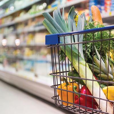Termometri per supermercati e distribuzione alimentare