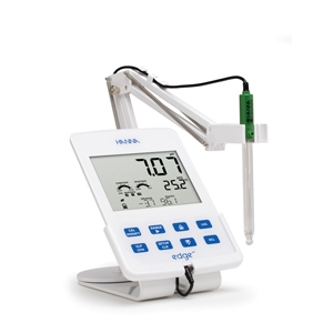 HI2002-02 edge pHmetro da banco