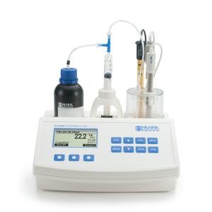 HI84529-02 pHmetro e minititolatore per acidità °SH nel latte