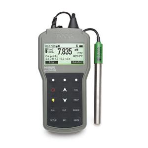 HI98191 pHmetro portatile professionale