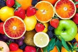 pH della frutta