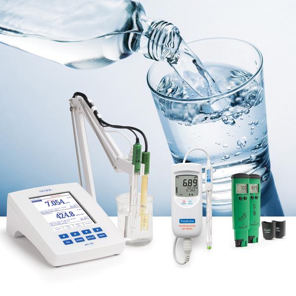 pH acqua potabile: guida alla scelta del pHmetro