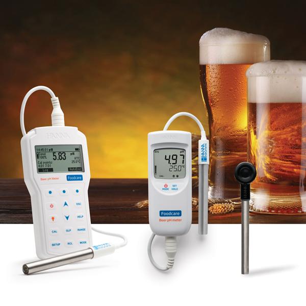 pH birra: guida alla scelta del pHmetro