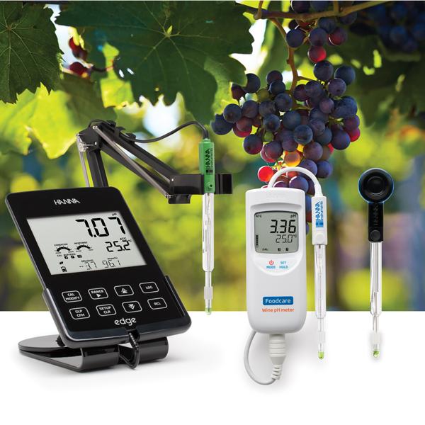 pH del vino guida alla scelta del pHmetro