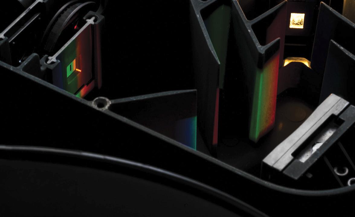 Spettrofotometro visibile HI801 iris - sistema ottico