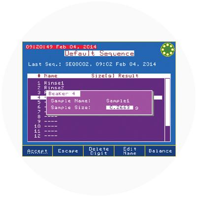 HI902C Compatibilità con bilancia digitale