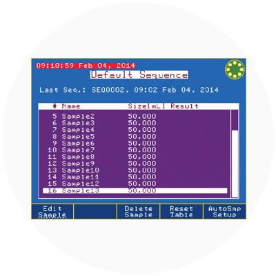 HI902C Rapida identificazione dei campioni