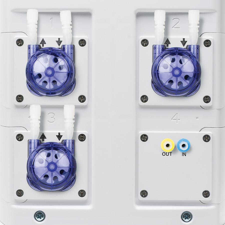 Pompe peristaltiche e a membrana