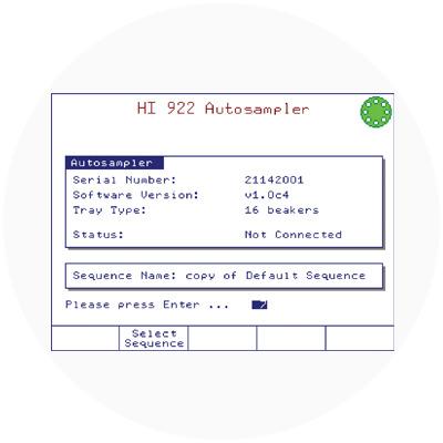 HI932 Riconoscimento RFID