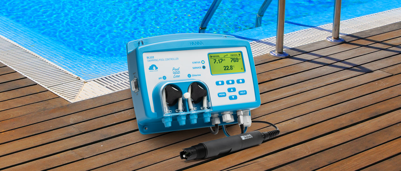 BL122 Pool and Spa Controller