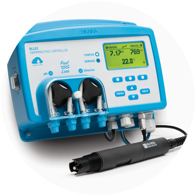 2020 — World's first pH and pump controller with cloud connectivity and smart electrode