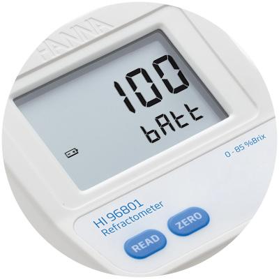 Refractometers-batteria