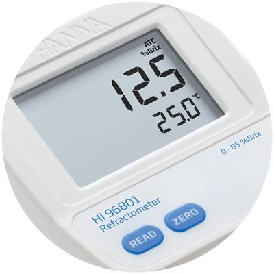 Refractometers-Measurement