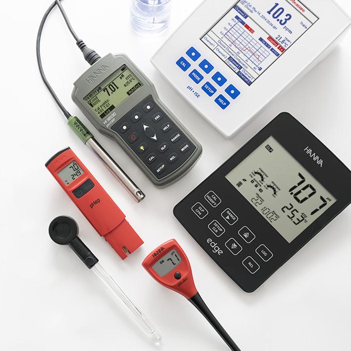 La creazione di un elettrodo pH
