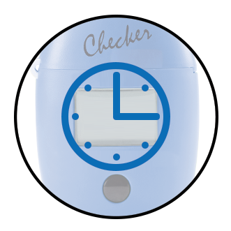checker built-in timer