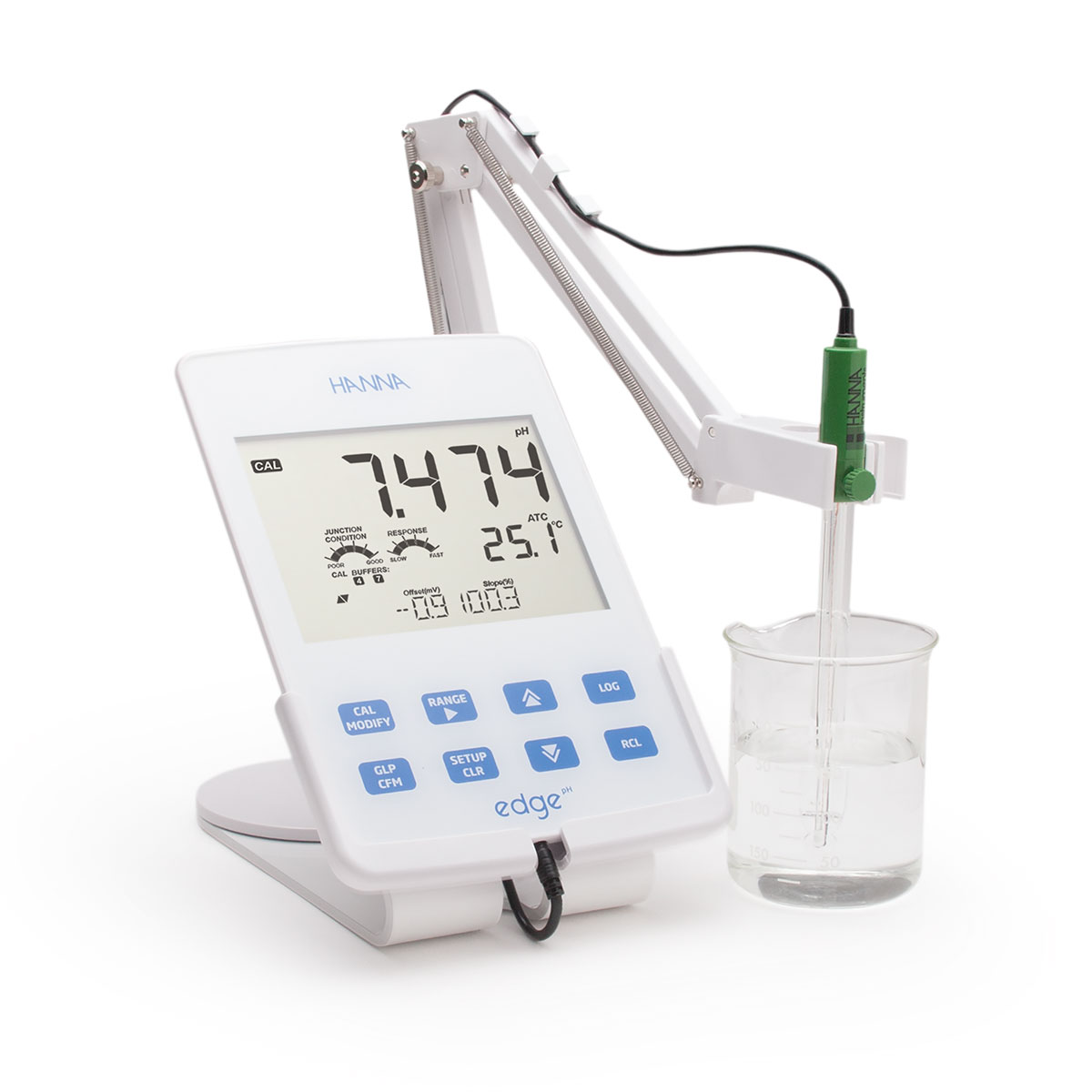 edge pH/ORP Meter In Cradle