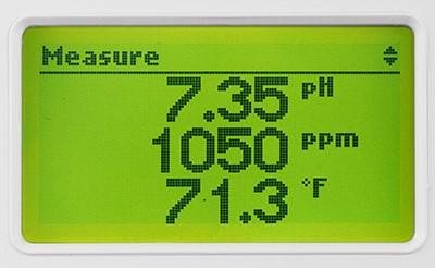 groline monitor display
