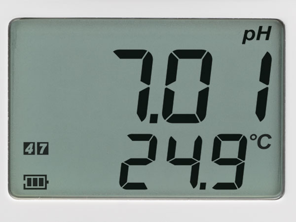 HI98108 multi-level LCD